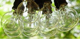 Solarlampen und Einmachglasleuchten