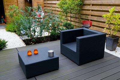eine holzterrasse bauen welches holz wohnen. Black Bedroom Furniture Sets. Home Design Ideas