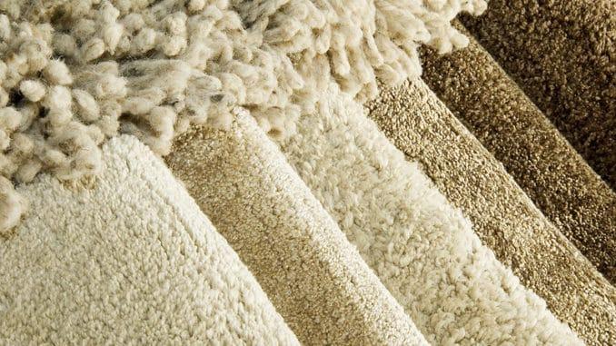 Teppiche mit Teppichmotten