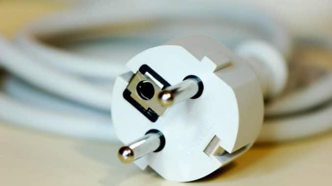 Stecker zum Energiesparen
