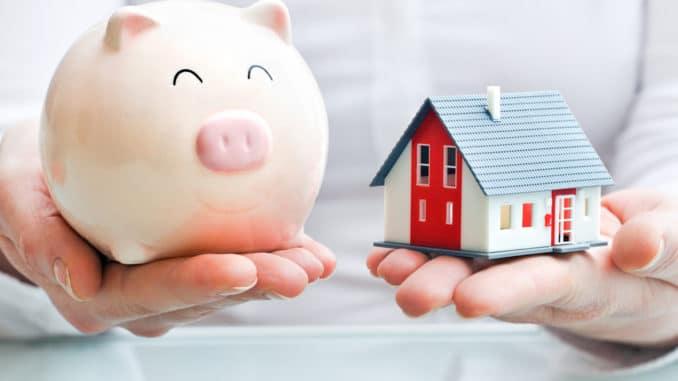 Eine Immobilie ist in der Regel ein gutes Invest